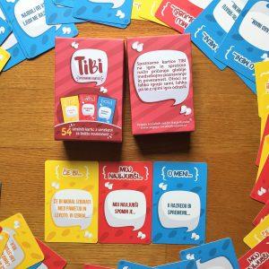 SPOZNAVNE KARTICE TIBI